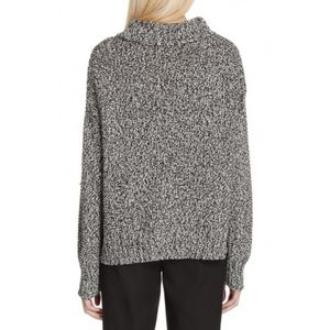 Eileen Fisher Cashmere Blend Marled Sweater